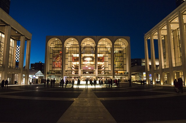 lincoln center nyc new york