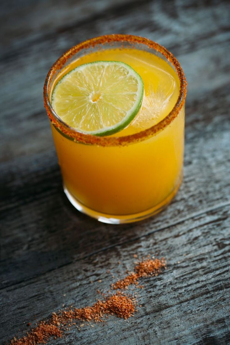 Mexico Inspired Cocktail - Latina Travel Foodies