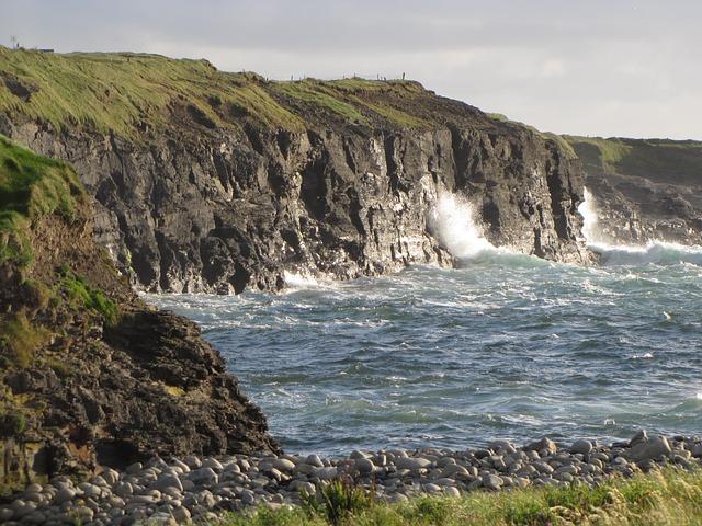 Ireland Atlantic Ocean Wild Atlantic Way