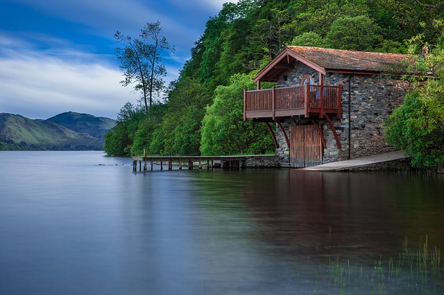 Visiting The Most Beautiful Places From The Best Television Shows boat house