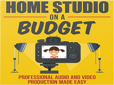 Home Studio On A Budget