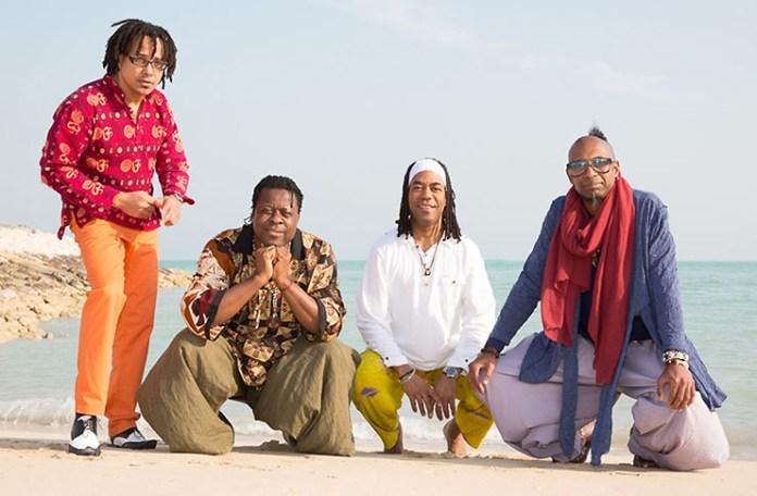 Omar Sosa AfroCuban Quartet 2