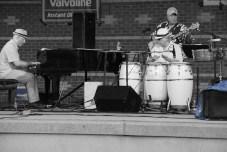 04 Ray Mantilla Ensemble (Ricky Germanson, Ray Mantilla, Cucho Martinez)