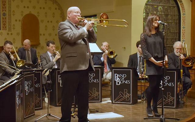 Band of Bones - Dave Chamberlain