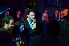 David Virelles at The Music Gallery - Toronto Nov 27 2015 12