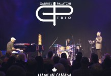 Gabriel Palatchi Trio: Made in Canada
