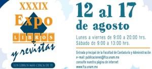 Invitación a la Expo libros y revistas en la Facultad de Contaduría y Administración UNAM. en Cengage