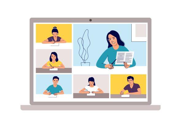 Tu clase en línea puede sera tan activa y dinámica como lo fue una clase presencial