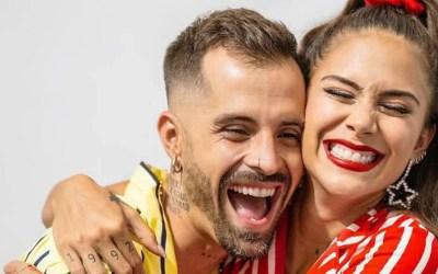 «Amar antes de amar»: primera gira de Greeicy Rendón junto a Mike Bahía.