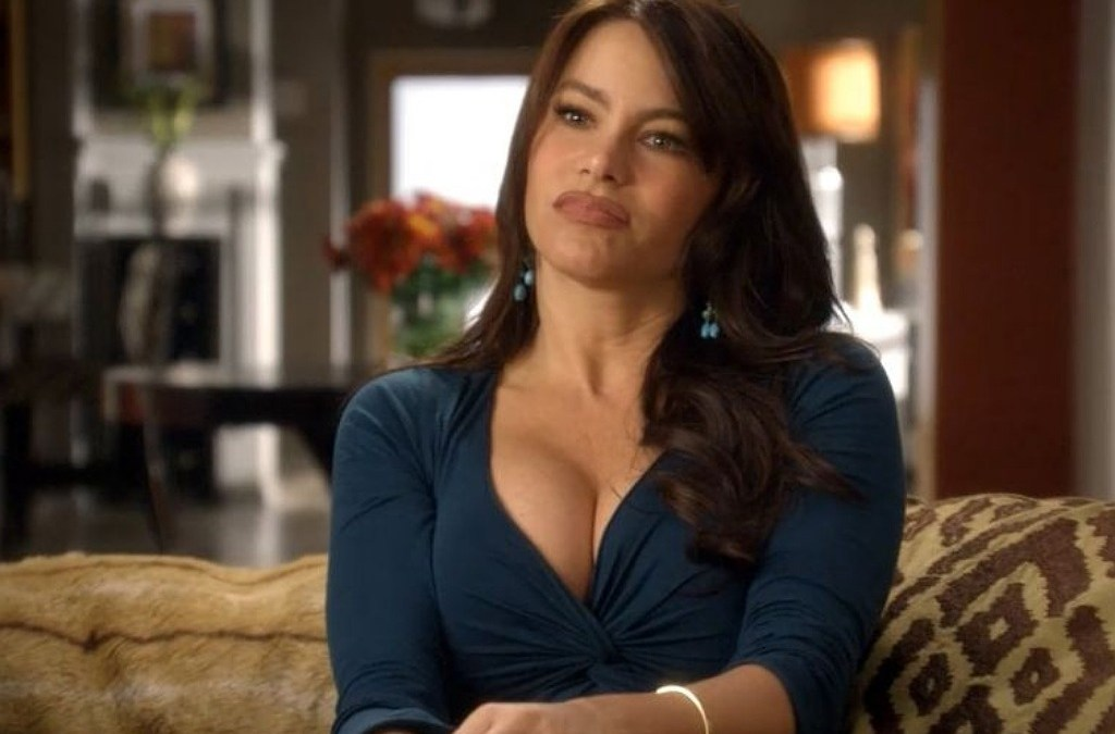 Sofia Vergara se despide de la serie Modern Family.