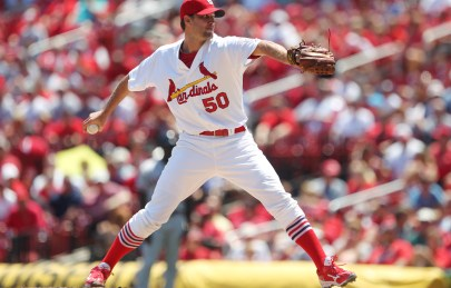 Adam Wainwright Pitcher for the St Louis Cardinals