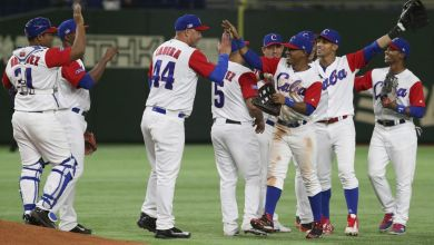 Photo of Cuba beats China for first win in World Baseball Classic