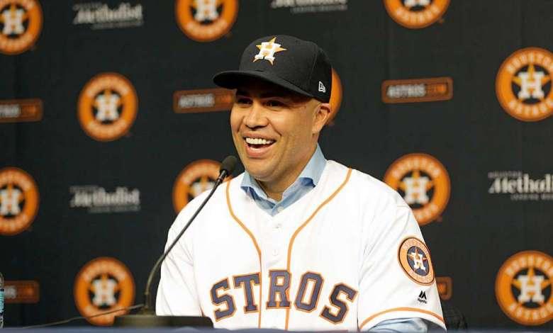 He Finally Put A Ring On It Beltran Retires As World Series