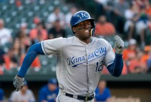 Photo of AL homer champ Jorge Soler sets record for Cuban-born player