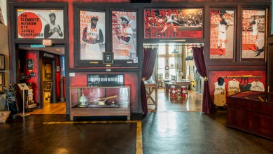Photo of SEE IT: Behind the scenes at the Roberto Clemente Museum in Pittsburgh