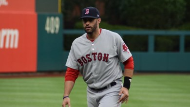 Photo of Red Sox slugger J.D. Martinez is LatinoBaseball's 2018 Player of the Year