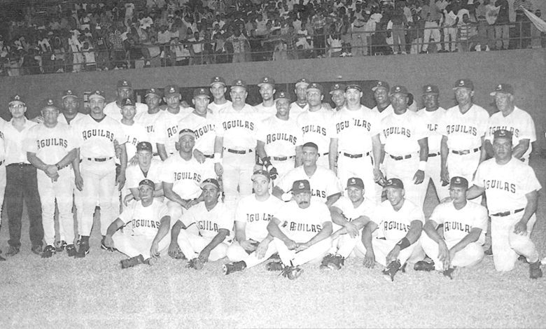 Santiago's Aguilas Cibaeñas were 1997-1998 champs and won the 1998 Caribbean Series title.