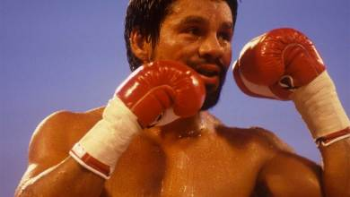 Photo of Roberto Durán vs. Esteban De Jesús, 34 Años Después