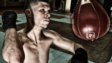 Photo of HBO Boxing Insider Kieran Mulvaney goes one on one with Rocky Martinez