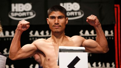 Photo of Mikey Garcia: Back in Ring and Wants title at 135
