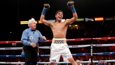 Photo of Jessie Vargas: Says his moment will come with win over Pacquiao