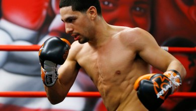 Photo of Homecoming fight for Garcia: Thurman on the horizon