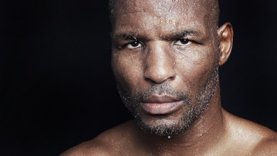Photo of In the Ring with Bernard Hopkins #1