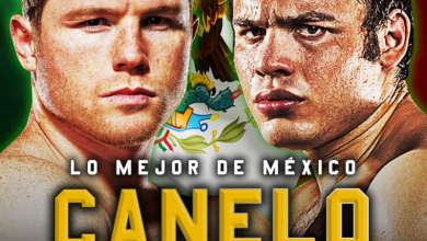 Photo of Canelo vs. Chavez, JR. is Saturday, May 6.  LIVE BY HBO PAY-PER-VIEW®