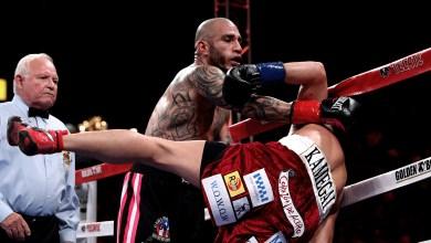 Photo of Cotto vs. Kamegai Fight Recap