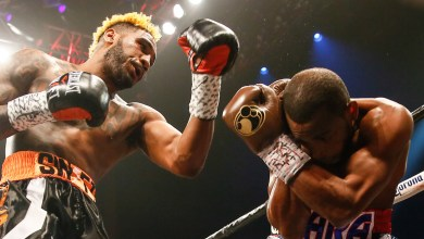 Photo of JARRETT HURD UNIFIES THE 154-POUND DIVISION WITH SPLIT DECISION OVER ERISLANDY LARA