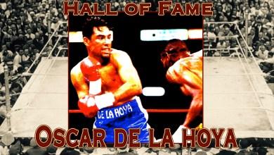 Photo of Hall of Fame: OSCAR DE LA HOYA