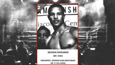 Photo of The RING Ratings: Junior Middleweight