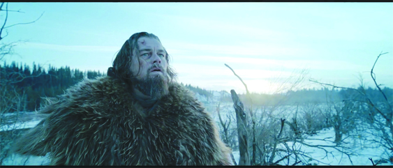 La cinta del mexicano Alejandro González Iñarritú y protagonizada por Leonardo DiCaprio es de las favoritas al Oscar./CORTESIA