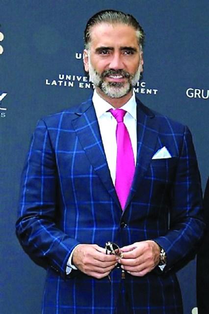 Alejandro Fernández./ARCHIVO
