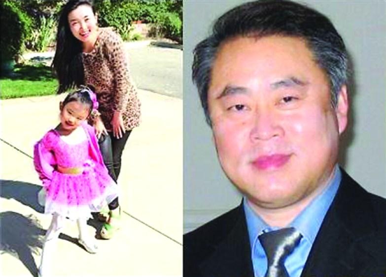 """De acuerdo al Departamento del Alguacil del Condado de SB (SBCSD), el Dr. Weidong """"Henry"""" Han de 57 años, su esposa de 6 años Huijie Yu mejor conocida como """"Jenny"""" 29 años y su pequeña Emily fueron hallados en bolsas de plástico negras en el garaje de su lujosa vivienda ubicada en las faldas de las montañas que rodean la paradisíaca ciudad./KEYT"""