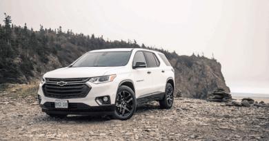 La Chevy Traverse 2018: una SUV deportiva y segura