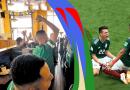 """Aficionados vibraron con  victoria histórica del """"Tri"""" sobre Alemania"""
