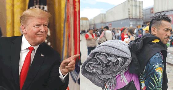 Gobierno mexicano niega haber aceptado acuerdo millonario para repatriar a inmigrantes