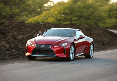 Lexus llegó a los 10 millones de autos