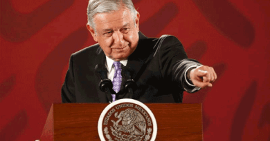 AMLO pushes for plan to fight energy companies