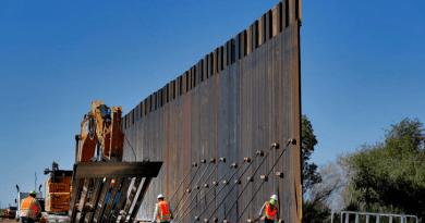 Gobernador de Texas construirá muro en frontera