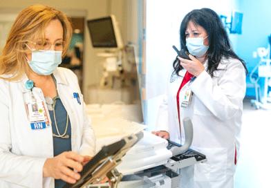 Enfermeros: los soldados en la batalla contra el Covid