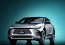 Toyota presentó el concepto bZ4X: su SUV totalmente eléctrico