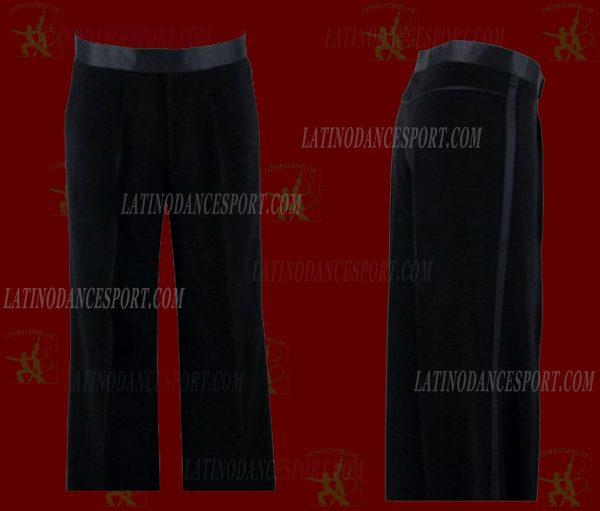 LATINODANCESPORT.COM-Ballroom LATIN RHYTHM Dance Pants PDS-03