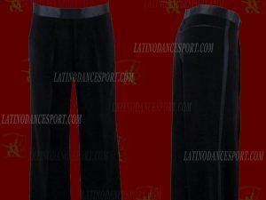 LATINODANCESPORT.COM-Ballroom LATIN RHYTHM Dance Pants PDS-03