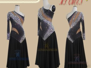 Latinodancesport Ballroom Dance SDS-79 Standard/Smooth Elegant Dress Tailored Competition