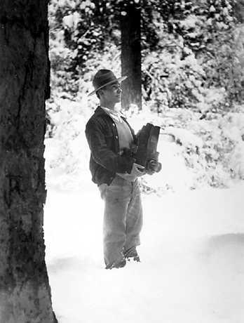 George Melendez-Wright 1929 by Carl Parcher Russell for NPS Historic Photograph Collection.