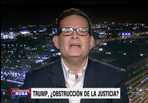 """[VIDEO] ¿Qué es la """"obstrucción a la justicia"""" en que habría incurrido Trump?"""