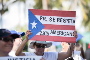Florida Republicans break with Trump on divisive issue of Puerto Rico statehood