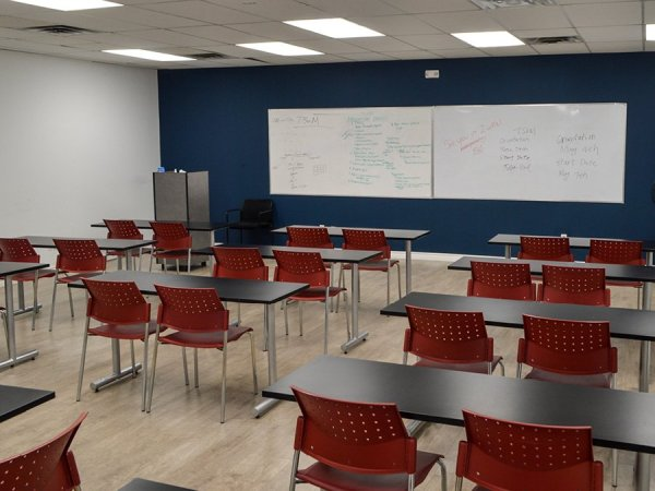 College Classrooms